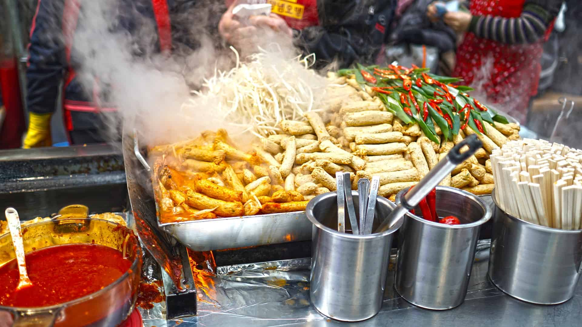 Street Food - An Attraction Since The Early Times